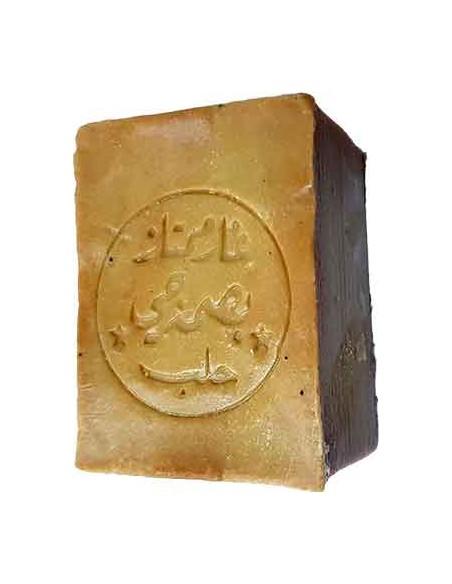 Savon d'Alep Traditionnel Certifié 4%