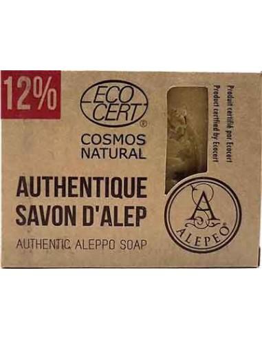 Alepeo Savon d'Alep Traditionnel Certifié par Ecocert Greenlife