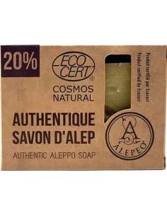 Savon d'Alep 20% Cosmos Natural