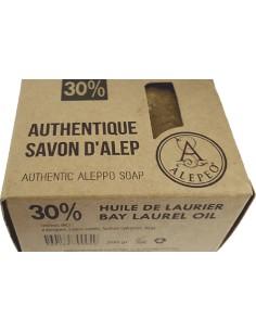 Savon d'Alep Traditionnel 30%