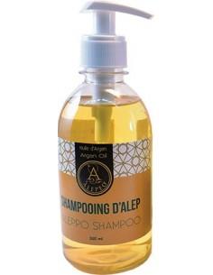 Shampoing d'Alep à l'huile d'argan