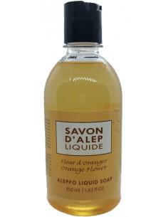 Savon d'Alep liquide Knature Fleur d'oranger 350ml
