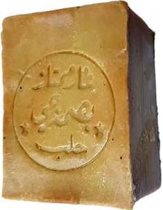 Savon d'Alep Traditionnel Knature 4% 200 g
