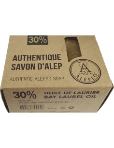 Savon d'Alep Traditionnel 30%