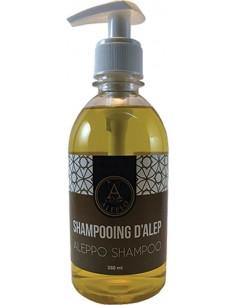 Shampoing d'Alep à l'huile...